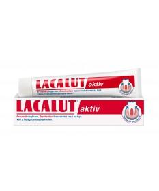 LACALUT AKTIV FOGKREM   75ML  Fogkrémek 1,063.05 Dió patika online gyógyszertár internetes gyógyszerrendelés Budakeszi