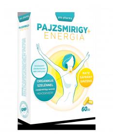 YESPHARMA PAJZSMIRIGY+ENERGIA KAPSZ. 60X  Vitaminok és Nyomelemek  3,371.55 Dió patika online gyógyszertár internetes gyógysz...