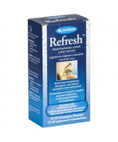 REFRESH CONTACTS SZEMCSEPP 15ML  Műkönnyek 2,288.55 Dió patika online gyógyszertár internetes gyógyszerrendelés Budakeszi