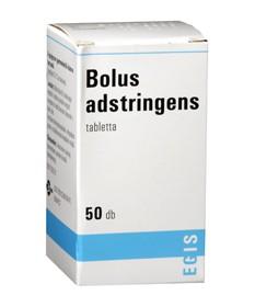 BOLUS ADSTRINGENS TABL. 50X  Hasfogók 1,452.55 Dió patika online gyógyszertár internetes gyógyszerrendelés Budakeszi