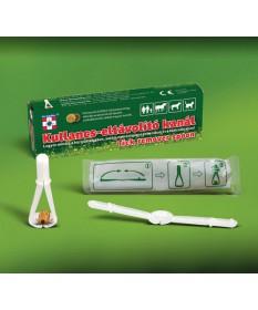 KAPILLER KULLANCSELTAVOLITO KANAL (3DB)  Tetű, rüh és kullancs elleni készítmények 1,129.55 Dió patika online gyógyszertár in...
