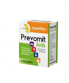 PREVOMIT KIDS NYALOKA 6X  Emésztési problémák 1,569.00 Dió patika online gyógyszertár internetes gyógyszerrendelés Budakeszi