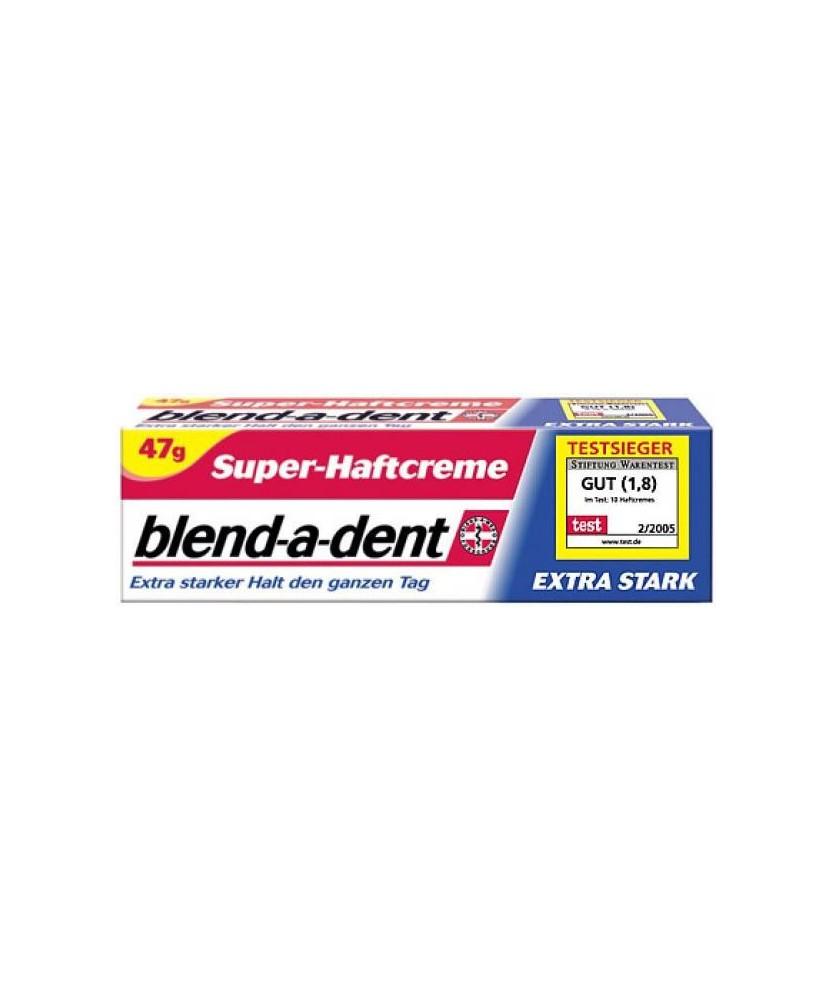 BLEND-A-DENT ROGZITO KREM EXTRA EROS 47G  Műfogsor ápolás 1,289.00 Dió patika online gyógyszertár internetes gyógyszerrendelé...