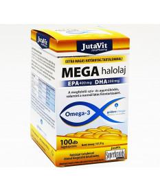 JUTAVIT MEGA OMEGA 3 HALOLAJ KAPSZULA 100X JutaVit Termékkategóriák 2,139.00 Dió patika online gyógyszertár internetes gyógys...