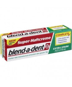 BLEND-A-DENT PROTEZISRAG. NEUTRAL 40ML  Műfogsor ápolás 1,481.05 Dió patika online gyógyszertár internetes gyógyszerrendelés ...
