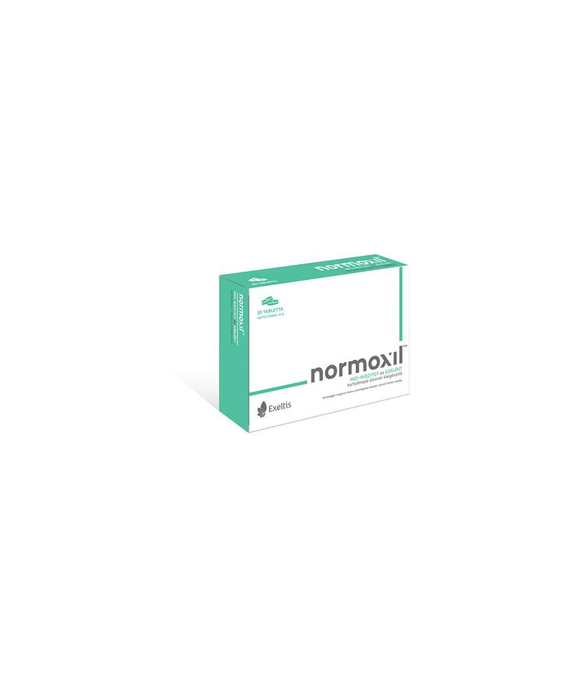 NORMOXIL MIO-INOZIT SZELEN TABL. 30X  Vitaminok és Nyomelemek  3,964.28 Dió patika online gyógyszertár internetes gyógyszerre...