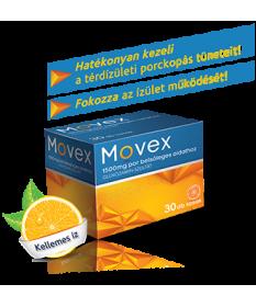 MOVEX 1500MG POR BELSOLEGES OLD. 30X  Termékkategóriák 3,189.00 Dió patika online gyógyszertár internetes gyógyszerrendelés B...