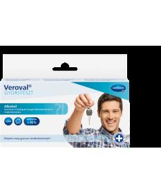 VEROVAL ALKOHOL TESZT 1X  Tesztek 3,081.08 Dió patika online gyógyszertár internetes gyógyszerrendelés Budakeszi