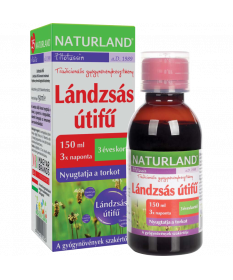 NATURLAND LANDZSAS UTIFU SZIRUP 150ML Naturland ALMA AKCIÓS ÚJSÁG 1,199.00 Dió patika online gyógyszertár internetes gyógysze...