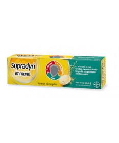 SUPRADYN IMMUNE C+D+CINK PEZSGOTABL. 15X Bayer Vitaminok és Nyomelemek  1,699.00 Dió patika online gyógyszertár internetes gy...