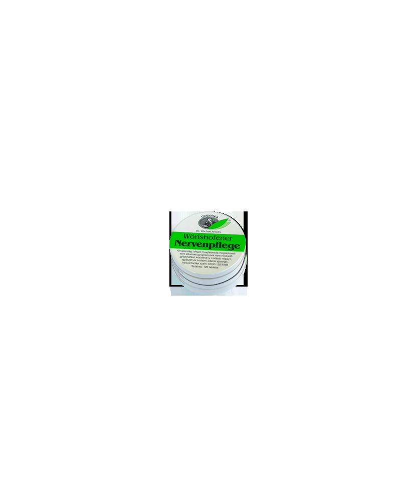 WORISHOFENI NERVENPFLEGEN TBL NYUG120X  Altatók/ Nyugatók 3,191.05 Dió patika online gyógyszertár internetes gyógyszerrendelé...