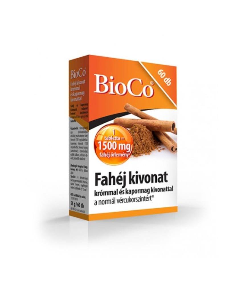 BIOCO FAHEJ KROMMAL+KAPORMAG KIVONAT TABL. 60X BioCo Diabétesz 2,019.00 Dió patika online gyógyszertár internetes gyógyszerre...