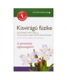 INTERHERB NAPI 1 KISVIRAGU FUZIKE EXTR.KAPSZ 30X  Termékkategóriák 1,099.00 Dió patika online gyógyszertár internetes gyógysz...