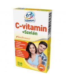 VITAPLUS 1X1 C-VIT.+SZELEN+BIOPERIN FILMTABL 28X  Termékkategóriák 969Ft Dió patika online gyógyszertár internetes gyógyszer...