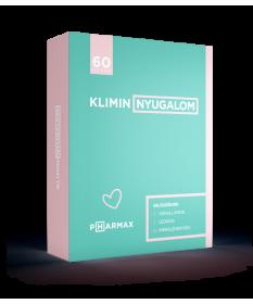 KLIMIN NYUGALOM KAPSZULA 60X PHARMAX  Változókori problémák 2,979.00 Dió patika online gyógyszertár internetes gyógyszerrende...