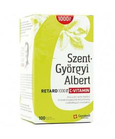 SZENT-GYORGYI ALBERT 1000MG RET.C-VIT.TABL. 100X  Vitaminok és Nyomelemek  2,439.00 Dió patika online gyógyszertár internetes...