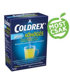 COLDREX PLUS KOHOGES ELLENI POR BELS.OLD. 10X  Forró italok 2,089.00 Dió patika online gyógyszertár internetes gyógyszerrende...