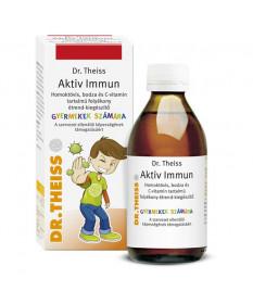 DR THEISS AKTIV IMMUN SZIRUP 1X 200ML  Vitaminok és ásványi anyagok 2,439.00 Dió patika online gyógyszertár internetes gyógys...