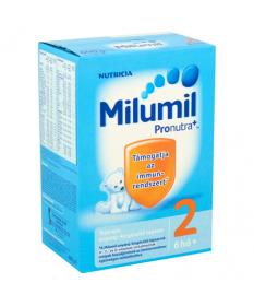 MILUMIL 2 PRONUTRA+ 600G  Tápszerek 2,795.88 Dió patika online gyógyszertár internetes gyógyszerrendelés Budakeszi