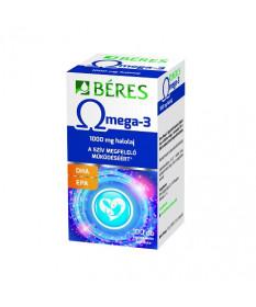 BERES OMEGA-3 LAGYZSELATIN KAPSZ. 100X  Beérkező termékek 2,259.00 Dió patika online gyógyszertár internetes gyógyszerrendelé...