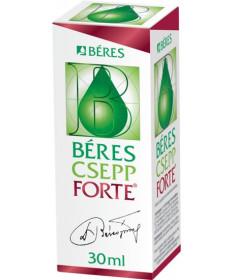 BERES CSEPP FORTE BELS.OLD.CSEPPEK 1X 30ML Béres Vitaminok és Nyomelemek  1,765.48 Dió patika online gyógyszertár internetes ...