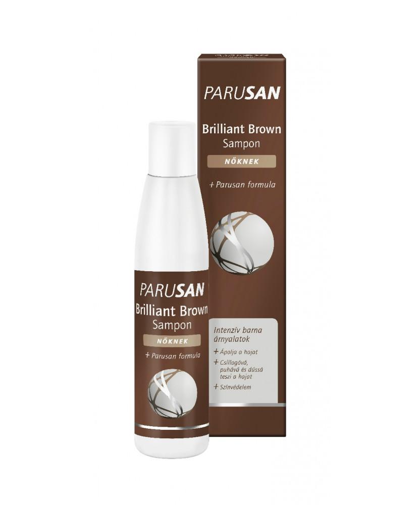PARUSAN BRILLIANT BROWN SAMPON 200ML  Beérkező termékek 3,459.00 Dió patika online gyógyszertár internetes gyógyszerrendelés ...