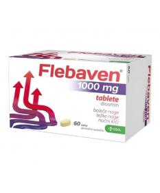 FLEBAVEN 1000MG TABL. 60X  Szív és Érrendszer 4,985.48 Dió patika online gyógyszertár internetes gyógyszerrendelés Budakeszi