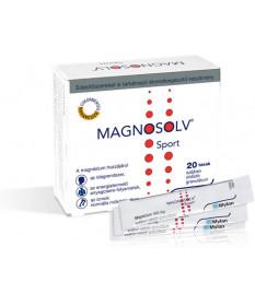MAGNOSOLV SPORT 400MG GRANULATUM 20X  Vitaminok és Nyomelemek  2,854.76 Dió patika online gyógyszertár internetes gyógyszerre...