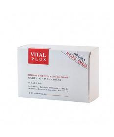 VITAL PLUS ACTIVE HAJERŐSÍTŐ KAPSZ 3X30  Vitaminok és Nyomelemek  11,739.20 Dió patika online gyógyszertár internetes gyógysz...