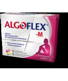 ALGOFLEX-M TABLETTA 6X + 6X Sanofi Fájdalom és Láz 1,291.05 Dió patika online gyógyszertár internetes gyógyszerrendelés Budak...