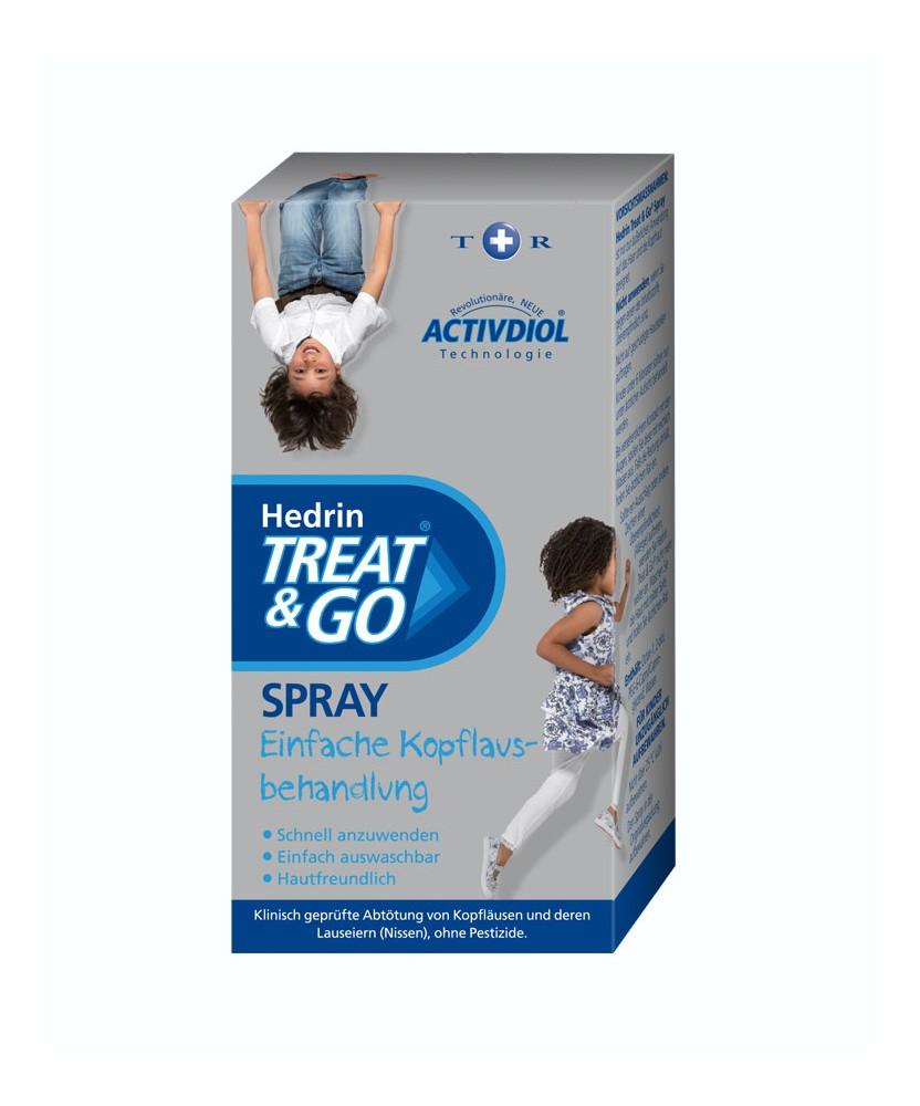 HEDRIN TREAT AND GO SPRAY TETUIRTO 60ML  Iskolagondok 2,915.56 Dió patika online gyógyszertár internetes gyógyszerrendelés Bu...