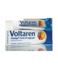 VOLTAREN EMULGEL FORTE 20MG/G GEL 1X 50G Novartis Kenőcsök és tapaszok 2,431.05 Dió patika online gyógyszertár internetes gyó...