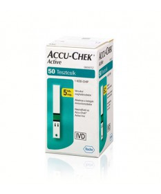 ACCUCHEK ACTIVE CHIPES TESZTCSIK 50X Roche Vércukormérők 3,153.05 Dió patika online gyógyszertár internetes gyógyszerrendelés...