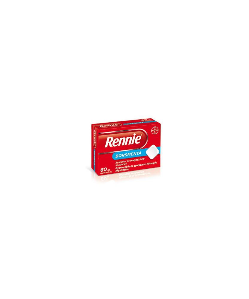 RENNIE RAGOTABL. 60X Bayer Gyomorégés 1,479.00 Dió patika online gyógyszertár internetes gyógyszerrendelés Budakeszi