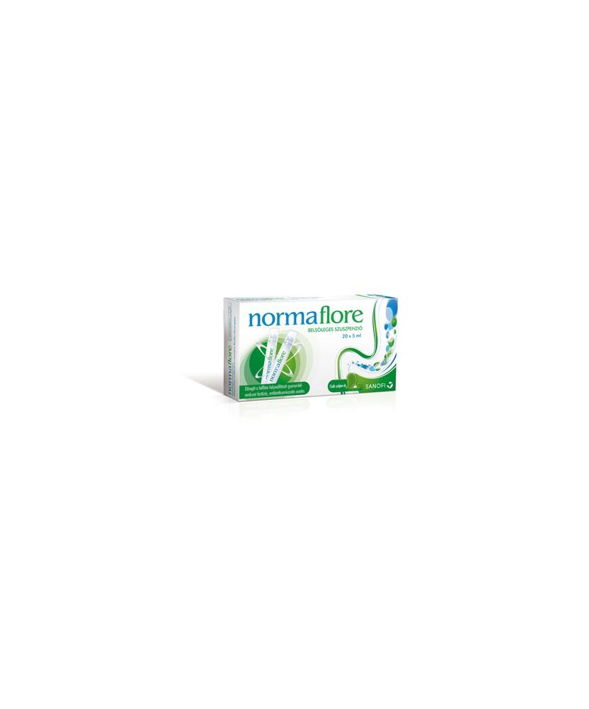 NORMAFLORE BELSOLEGES SZUSZP. 20X5ML Sanofi Probiotikumok 2,259.00 Dió patika online gyógyszertár internetes gyógyszerrendelé...