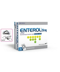 ENTEROL 250 MG KEMENY KAPSZULA 20X  Probiotikumok 2,887.05 Dió patika online gyógyszertár internetes gyógyszerrendelés Budakeszi