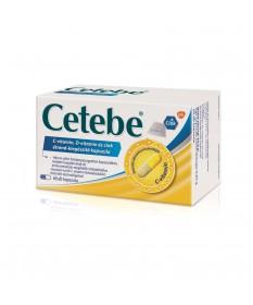 CETEBE C-VIT+D-VIT+CINK ETRENDKIEG.KAPSZ. 60X GlaxoSmithKline Vitaminok és Nyomelemek  3,029.55 Dió patika online gyógyszertá...