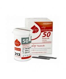 MERY TESZTCSIK (50DB/DOBOZ)  Vércukormérők 2,569.75 Dió patika online gyógyszertár internetes gyógyszerrendelés Budakeszi