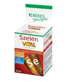 BERES SZELEN VITAL FILMTABLETTA 30X Béres Vitaminok és Nyomelemek  1,479.00 Dió patika online gyógyszertár internetes gyógysz...