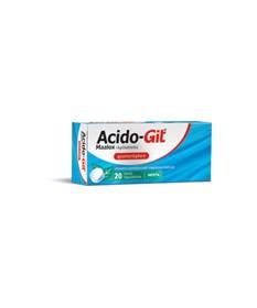 ACIDO-GIT MAALOX RAGOTABL. 20X Sanofi Gyomorégés 731Ft Dió patika online gyógyszertár internetes gyógyszerrendelés Budakeszi