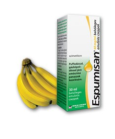 ESPUMISAN 40MG/ML BELS.EMULZIOS CSEPP 1X30ML  Puffadás ellen 1,851.55 Dió patika online gyógyszertár internetes gyógyszerrend...