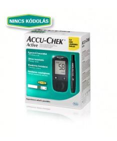 ACCUCHEK ACTIVE CHIPES VERCUKORSZINTMERO 1X Roche Vércukormérők 6,934.05 Dió patika online gyógyszertár internetes gyógyszerr...