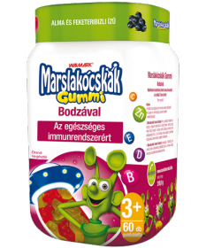 WALMARK MARSLAKOCSKAK GUMMI BODZAVAL MULTIV. 60X Walmark Vitaminok és Nyomelemek  3,333.55 Dió patika online gyógyszertár int...