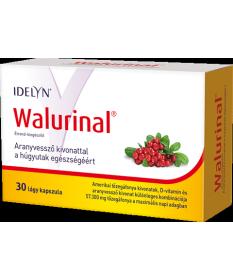 WALMARK WALURINAL ARANYVESSZOVEL KAPSZ. 30X Walmark Gyógynövény alapú készítmények 2,754.05 Dió patika online gyógyszertár in...