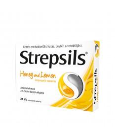 STREPSILS HONEY AND LEMON SZOP.TABL. 24X  Allergia és nátha 1,529.00 Dió patika online gyógyszertár internetes gyógyszerrende...