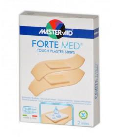 MASTER-AID FORTE MED 20X Master aid Sebtapaszok, szalagok, kötszerek 702Ft Dió patika online gyógyszertár internetes gyógysz...
