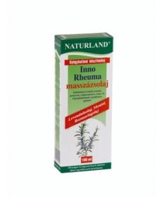 NATURLAND INNO RHEUMA MASSZAZSOLAJ 180 ML Naturland Kenőcsök és tapaszok 1,519.06 Dió patika online gyógyszertár internetes g...