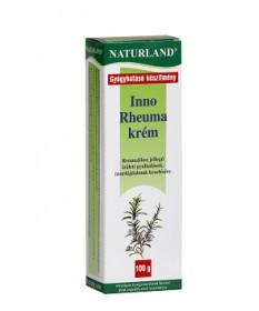 NATURLAND INNO RHEUMA KREM 100 GR Naturland Fájdalom és Láz 1,749.01 Dió patika online gyógyszertár internetes gyógyszerrende...