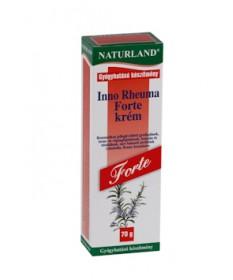 NATURLAND INNO RHEUMA FORTE KREM 70G Naturland Kenőcsök és tapaszok 2,060.55 Dió patika online gyógyszertár internetes gyógys...
