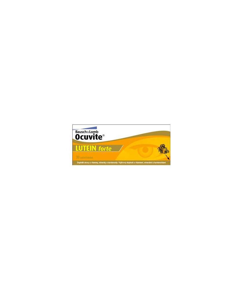 OCUVITE LUTEIN FORTE TABLETTA 30X  Vitaminok és Nyomelemek  3,059.00 Dió patika online gyógyszertár internetes gyógyszerrende...